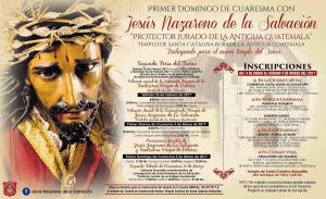 Turno Jesús de la Salvacion Santa Catarina Bobadilla