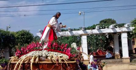 Pregón Cuaresma y Semana Santa en Retalhuleu