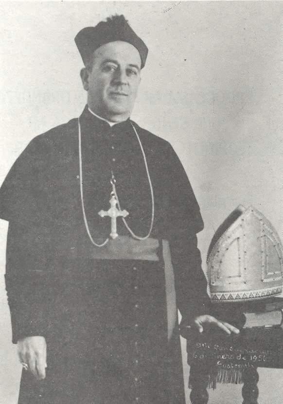 Obispo Fray Celestino