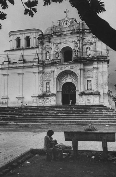 Iglesia de Escuintla 1953