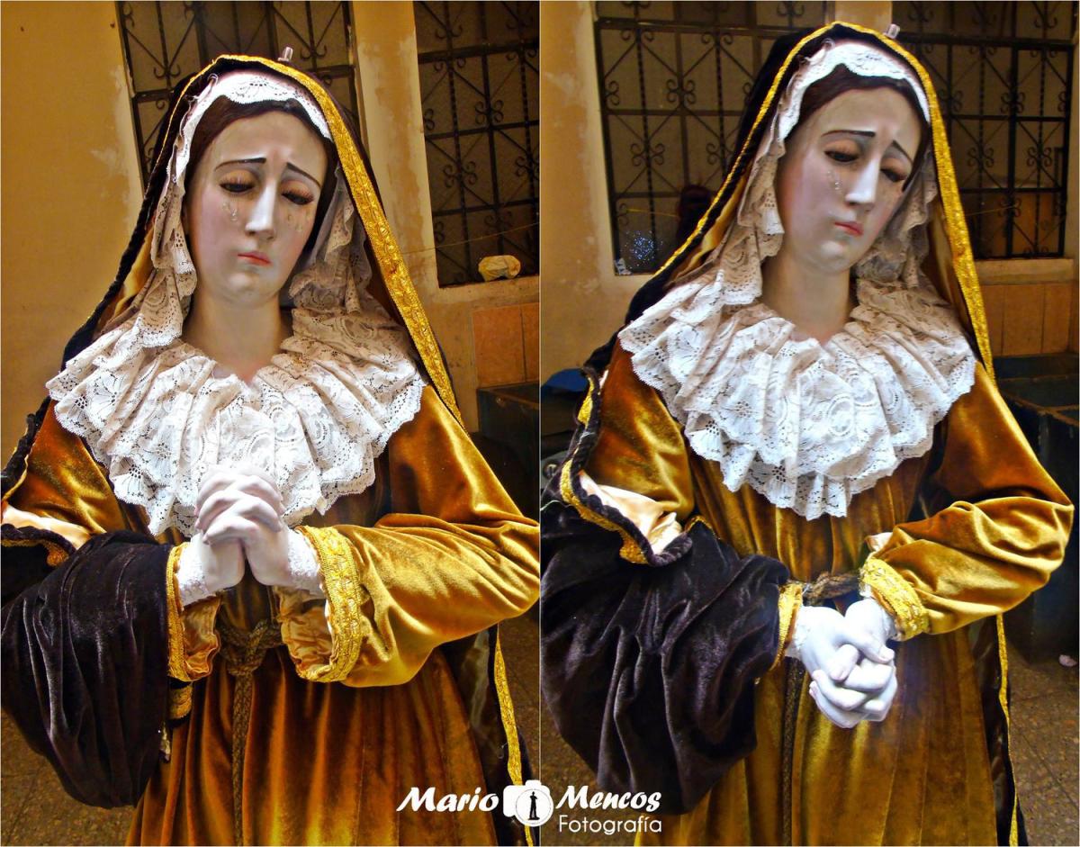 Virgen de Dolores de Villa Nueva