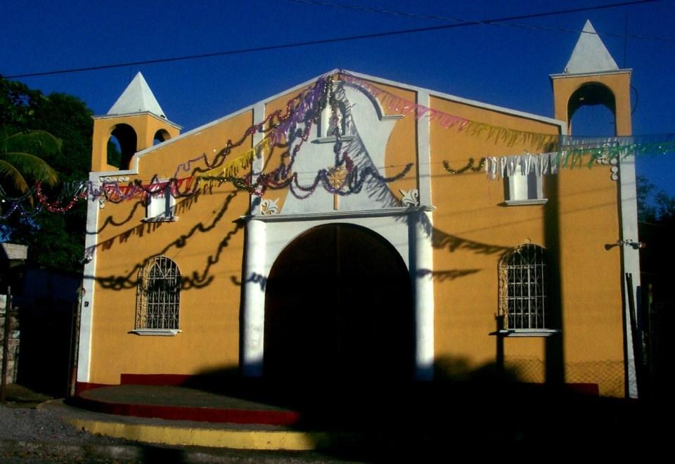 Templo Nuestra Señora de Concepcion, Colonia las Magnolias z. 5 Escuintla