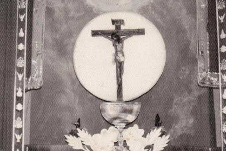Cristo de las Misericordias de la Escuela de Cristo
