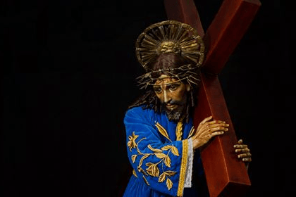 Jesus nazareno de santa cecilia
