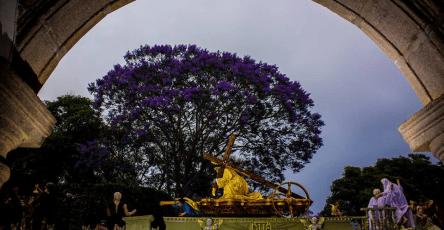 Parqueos municipales Antigua Guatemala