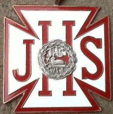 escudo de la hermandad de Jesús Nazareno de la Caída (4)