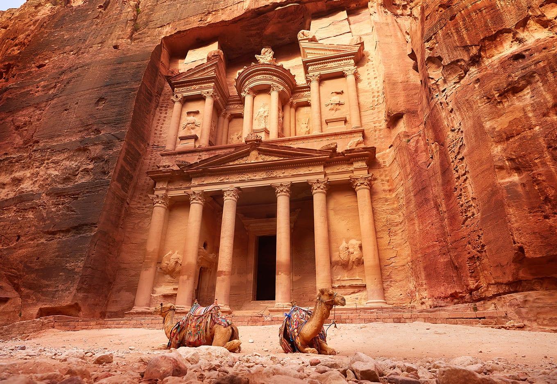 jordan middle east travel guide
