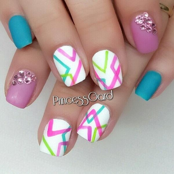 Summer Nail 65 Lovely Art Ideas