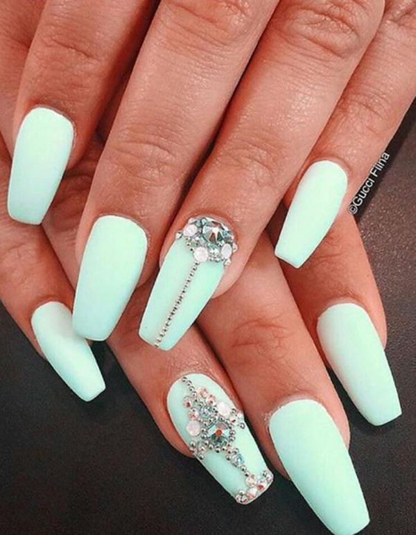 What S The Best Way To Make Your Matte Mint Green Look Even More Better