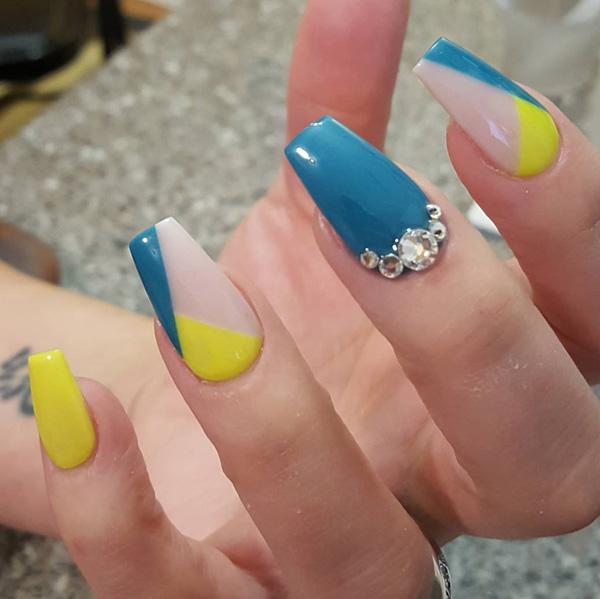 5 Simple And Por Nail Art Designs