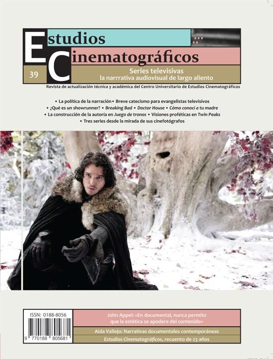 39 «Series Televisivas» Centro Universitario de Estudios Cinematográficos : UNAM Image