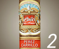 No. 2 E.P Carrillo La Historia E-III
