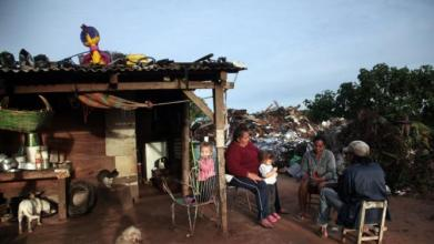 Pope will visit this dump in Paraguay, home to 15,000.