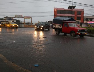 Esmeraldas is experiencing heavy daily rains at a time of year that should be dry.