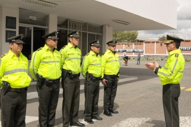 More police when a higher level of safety, Cuenca residents say.