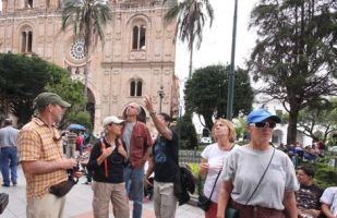 For most expats, being a pedestrian in Cuenca requires some retraining.