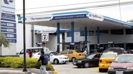 State-owned Petroecuador gas staions will be sold and gas prices will rise.