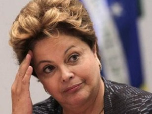 Dilma Rouseff in Brazil says she is a coup victim.