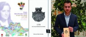 El último de los premios Cuentamontes 2014, ha sido otorgado al autor, nacido en Petrer en 1986 Don Manuel Villena Botella, por su trabajo 1779 Las calles perdidas de Petrer.