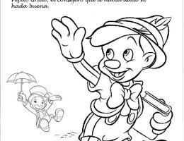 Dibujos Para Colorear De Cuentos Clasicos Infantiles On