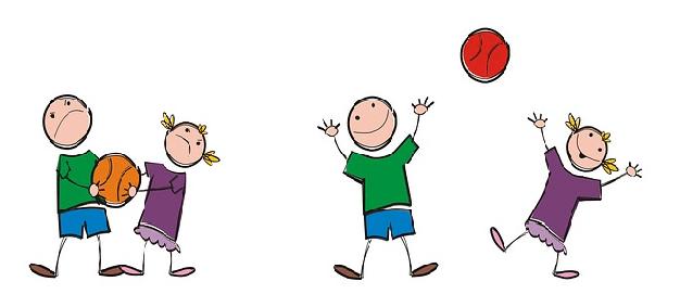 Actividad para enseñar a compartir. ¿Tienen los niños que compartir todo?