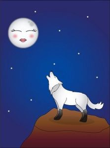 El lobo feroz y los siete cabritos