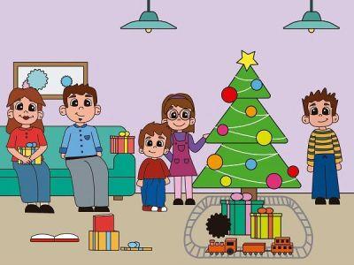 El cuento de Navidad de los Lerele