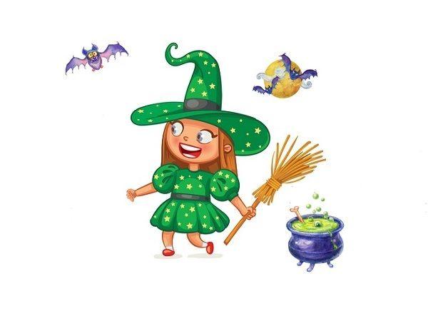 cuentos infantiles de brujas