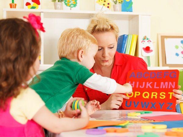 Abecedario infantil