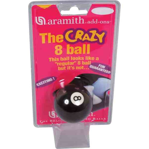 Aramith Crazy 8 Ball