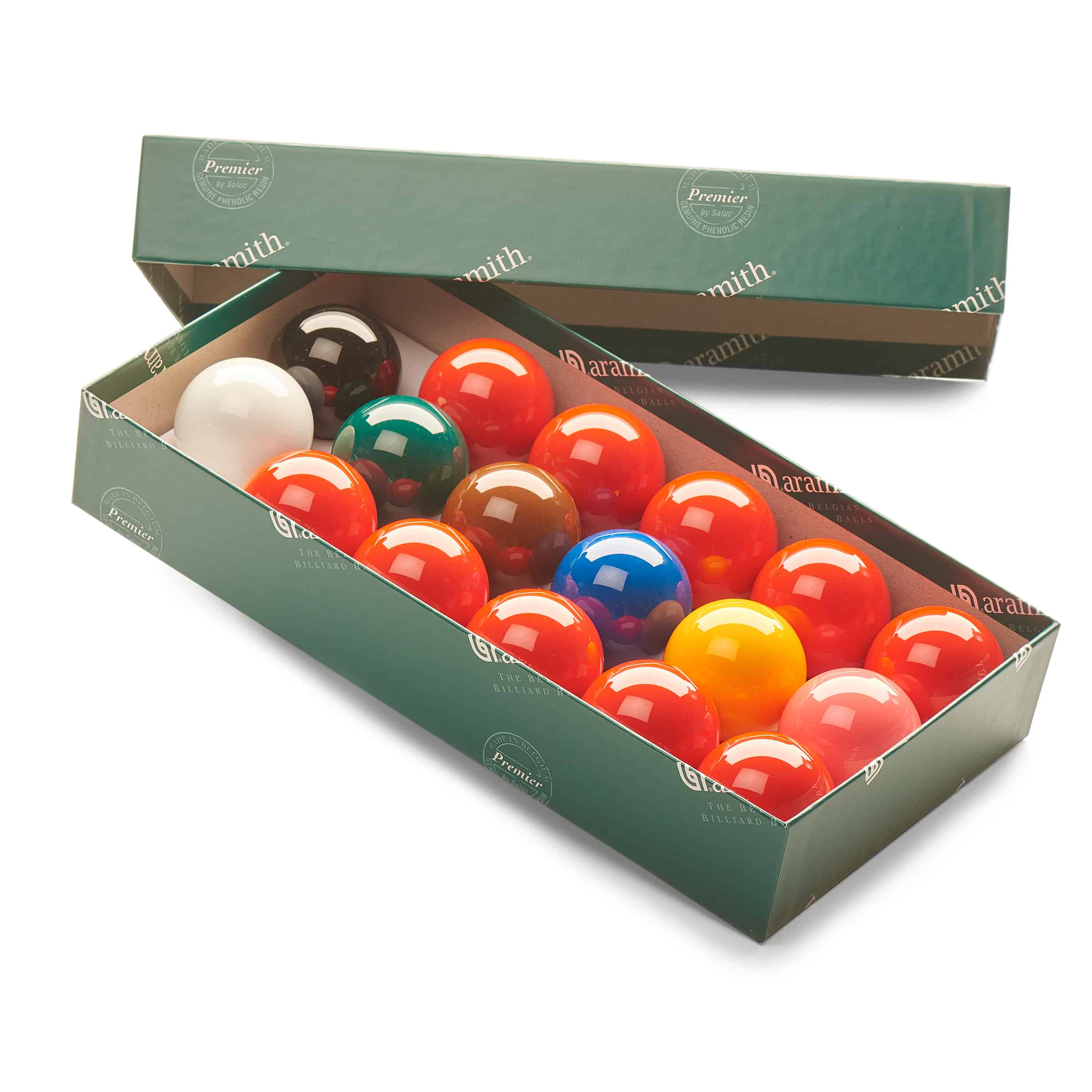 Incredible Aramith Premier Pro 2 Inch Tournament Quality Snooker Balls For A Coin Mech Pool Table Home Interior And Landscaping Ponolsignezvosmurscom