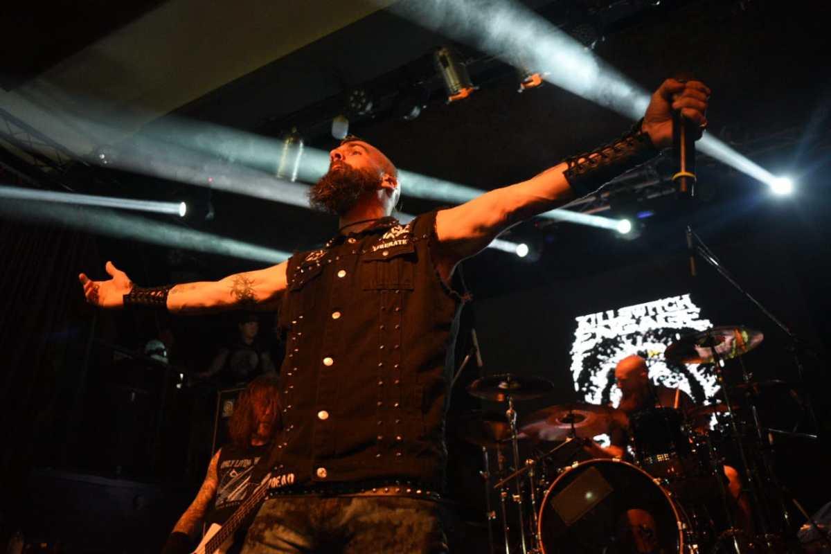 Killswitch Engage en Argentina 2019 - Ph: Nico Papa