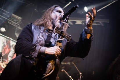 Powerwolf live @ SWX, Bristol. Photo Credit: Normandy Photography