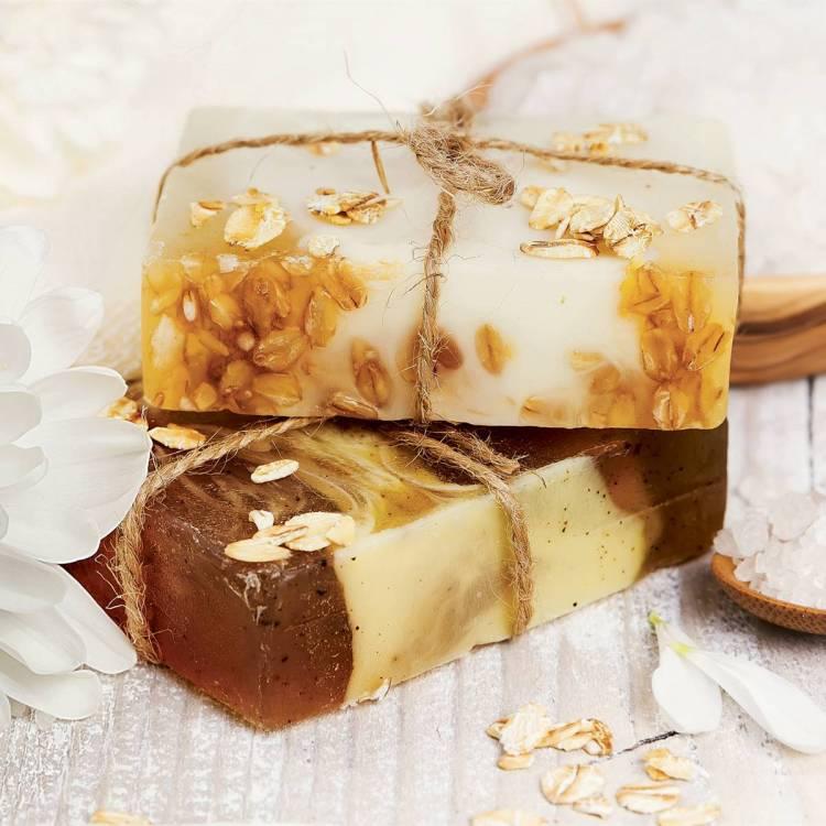 Cómo cuidar tu piel con jabón natural hecho en casa