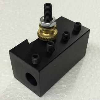 """Toolpost - Boring Bar Holder for Quick Change TP 3/8""""-0"""