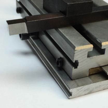 Cross Slide - Compound for Cue Smith Lathe-137