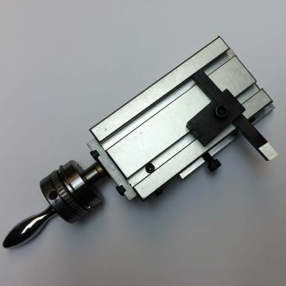 Cross Slide - Compound for Cue Smith Lathe-0