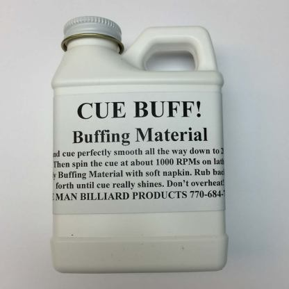 Cue Buff: Buffing Material (Click for Replacement Product Info)-0
