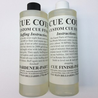 Cue Cote Custom Cue Finish (Click for Replacement Product Info)-0
