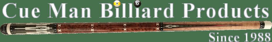 Cue Man Billiard Products