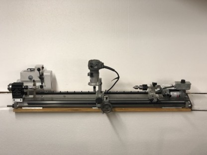Cue Smith Tapering Machine-1337