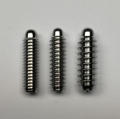 leath and cue joint pins