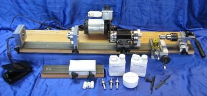 Micro Cue Smith III™ Cue Lathe-714