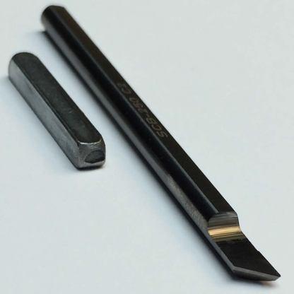 Boring Bar - Miniature Solid Carbide -0