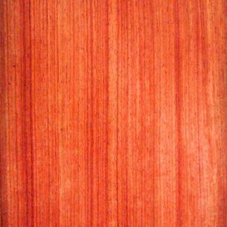 Orange Padauk Wood Inlay Slab-0