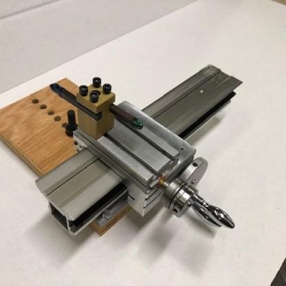 Cross Slide For Wood Lathe-0