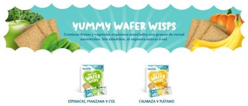 yummy wafer wisps