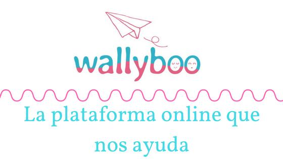 Logo de Wallyboo la plataforma online de alquiler o compra de productos de puericultura