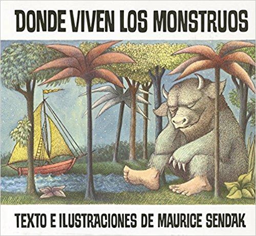 Donde viven los monstruos está en nuestra lista de 7 libros infantiles para niños y niñas de 7 años