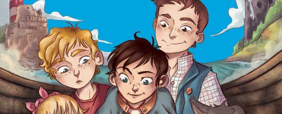 En nuestros 7 libros infantiles para niñ@s de 7 años no puede faltar la colección de Los Cinco